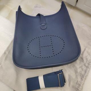 Hermes - エルメス カジュアルバッグ エブリンPM ブルーサファイア