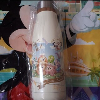 Disney - 新商品 ダッフィー セイチーズ ドリンクボトル