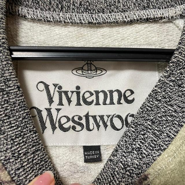 Vivienne Westwood(ヴィヴィアンウエストウッド)のviviennewestwood スウェット トレーナー レディースのトップス(トレーナー/スウェット)の商品写真