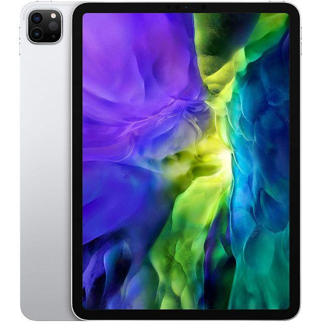Apple(アップル)の2020 第2世代 iPad Pro 11インチ Wi-Fi 128GB 未開封 スマホ/家電/カメラのPC/タブレット(タブレット)の商品写真
