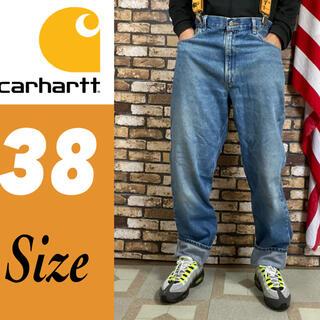 carhartt - カーハート  デニムパンツ 38×34 2250