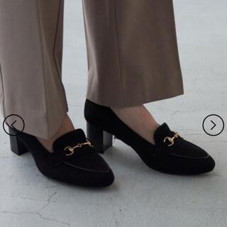 ロペピクニック(Rope' Picnic)のハルタヒールローファー(ローファー/革靴)