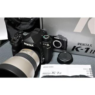 PENTAX - 新品同様 PENTAX K-1Ⅱ  FA☆85mm F1.4[IF]付き+おまけ