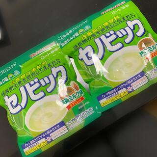 ロートセイヤク(ロート製薬)のセノビック 抹茶ミルク味(その他)