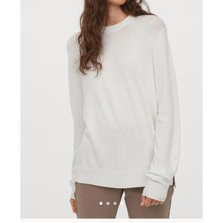 H&M - H&M ファインニットセーター