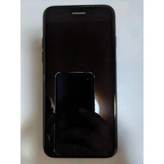 Apple - iPhone7 128GB ジェットブラック