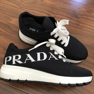 プラダ(PRADA)のPRADA スニーカー 36(スニーカー)
