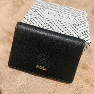 Furla - 【美品】FURLA カードケース 名刺入れ