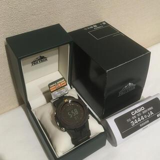 カシオ(CASIO)の【新品未使用】PROTREK プロトレック カシオ CASIO 腕時計(腕時計(デジタル))