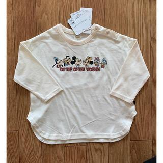 futafuta - futafuta レトロミッキー フレンズ Tシャツ