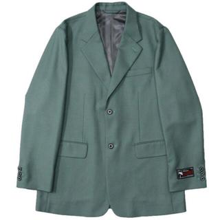 DAIRIKU 20aw  Long Wool Tailored Jacket
