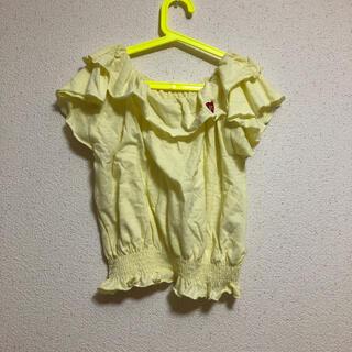 ラブトキシック(lovetoxic)のラブトキシック カットソー M(Tシャツ/カットソー)
