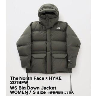 HYKE - HYKE xThe North Face BigDownJacket Women