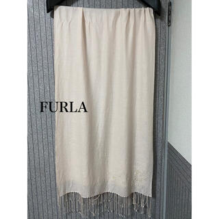 フルラ(Furla)のFURLA フルラ ストール マフラー ムーンバット ラインストーン(ストール/パシュミナ)
