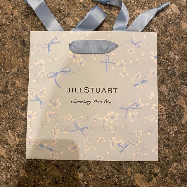 JILLSTUART(ジルスチュアート)のジルスチュアート JILLSTUART 限定 紙袋 ショッパー レディースのバッグ(ショップ袋)の商品写真