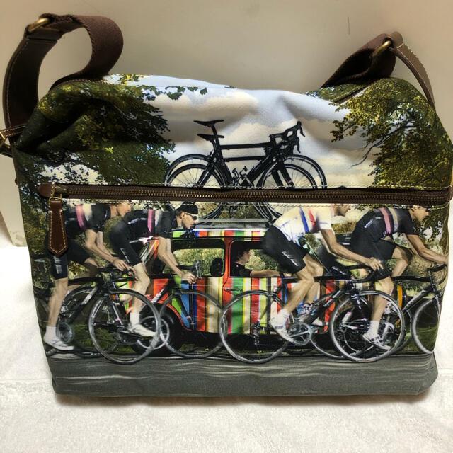 Paul Smith(ポールスミス)のPaul Smith ポールスミス ショルダーバッグ 未使用品 メンズのバッグ(ショルダーバッグ)の商品写真