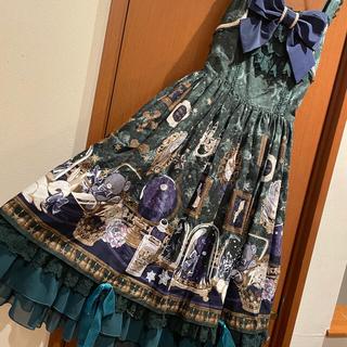 Angelic Pretty - メルカトル骨董店 ジャンパースカート