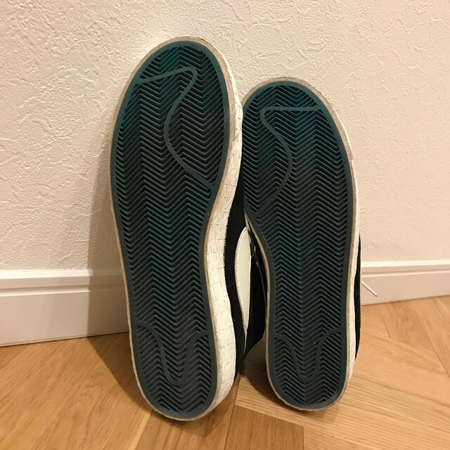 NIKE(ナイキ)のナイキ  ブレーザー   24.5cm レディースの靴/シューズ(スニーカー)の商品写真