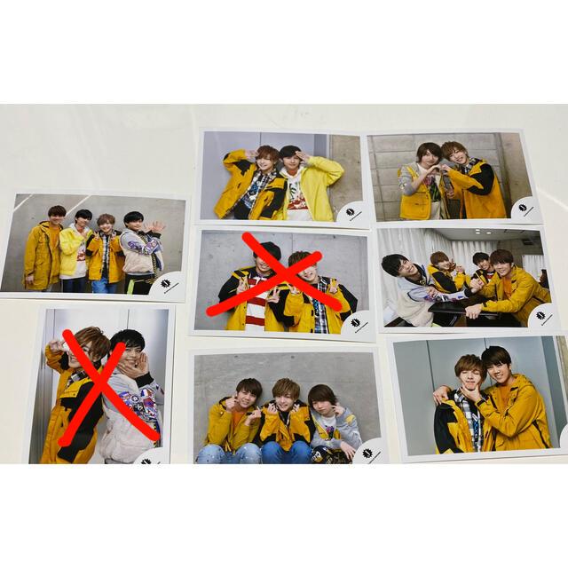 ジャニーズJr.(ジャニーズジュニア)の7MEN侍 エンタメ/ホビーのタレントグッズ(アイドルグッズ)の商品写真