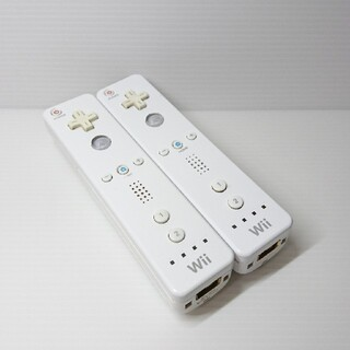 Wii - 「良品」wiiリモコン ×2