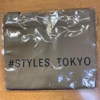 NIKE - styles tokyo トートバッグ エコバック