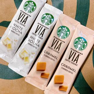 Starbucks Coffee - スタバ スターバックス VIA ヴィア ホワイトモカ キャラメル