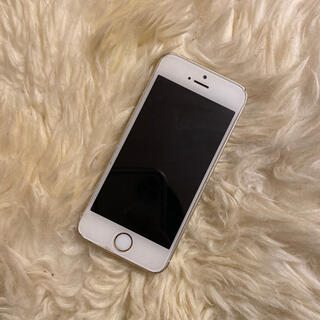アップル(Apple)のiPhone5S ゴールド 32GB(スマートフォン本体)