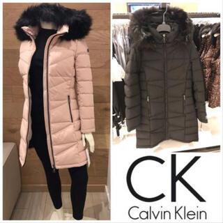 カルバンクライン(Calvin Klein)のcalvin klein カルバンクライン ダウンジャケット(ダウンジャケット)