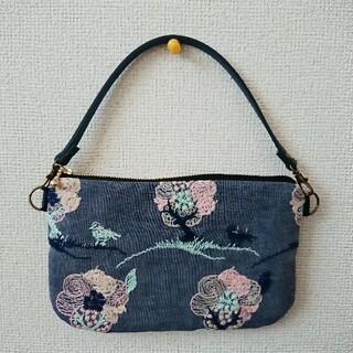 mina perhonen - 音の絵ポーチ☆ハンドメイド