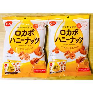 でん六  ロカボナッツ ハニーナッツ  120g ×2袋