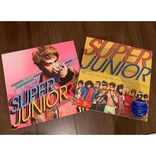 スーパージュニア(SUPER JUNIOR)の「Mr.Simple」SUPER JUNIOR  ドンへファイル&ポストカード付(K-POP/アジア)