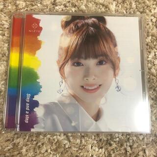 NiziUアルバム ミイヒ盤