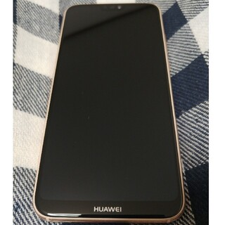 ANDROID - ワイモバイル HUAWEI P20 lite