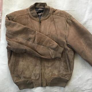 ロートレアモン(LAUTREAMONT)のロートレアモン レザー刺繍ジャケット(レザージャケット)