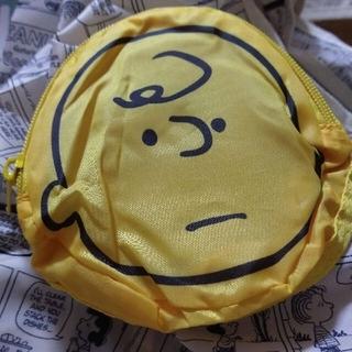 SNOOPY - ミニ最新号 付録のみ チャーリー・ブラウン エコバッグ