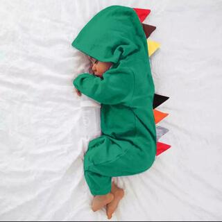 恐竜ロンパース
