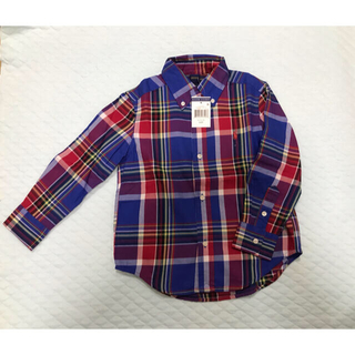 Ralph Lauren - ★セール★新品★ラルフローレン★シャツ 3T(100)★
