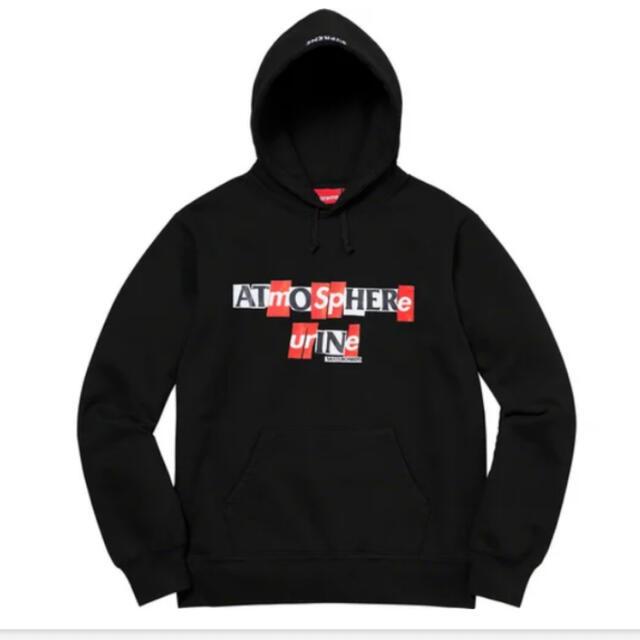 Supreme(シュプリーム)の【L】Supreme®/ANTIHERO® Hooded Sweatshirt メンズのトップス(パーカー)の商品写真