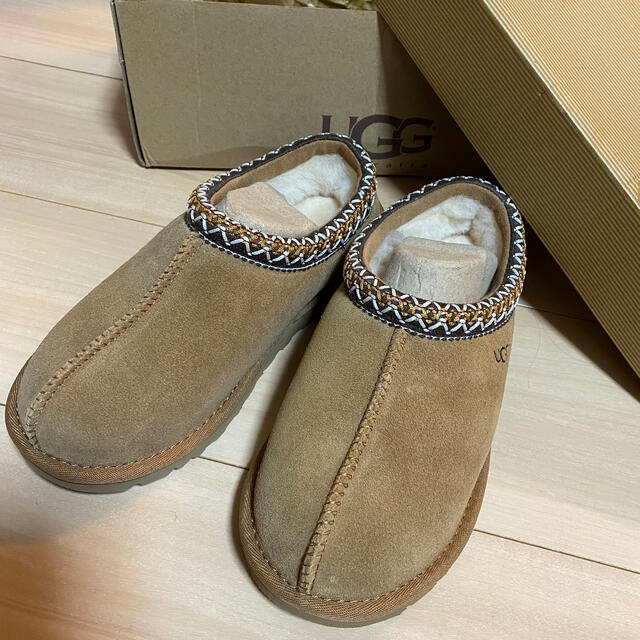 UGG(アグ)のugg ムートンスリッパ レディースの靴/シューズ(スリッポン/モカシン)の商品写真