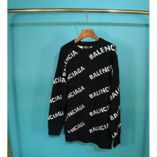 Balenciaga - Balenciaga ブラック セーター
