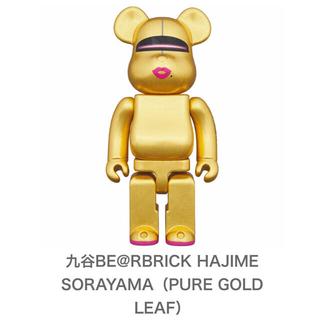 メディコムトイ(MEDICOM TOY)の九谷be@rbrick hajime sorayama(pure gold)(その他)