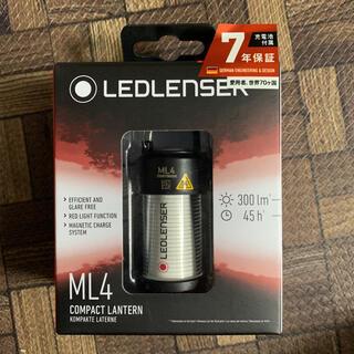 レッドレンザー(LEDLENSER)のレッドレンザーML4 WARM(ライト/ランタン)