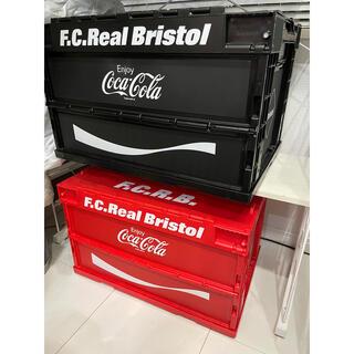 エフシーアールビー(F.C.R.B.)のきーぼう様専用BristolコンテナBOX(ブラック)(ケース/ボックス)