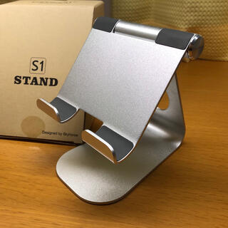 Lamicall stand S  iPad、タブレット用アルミスタンド(PC周辺機器)