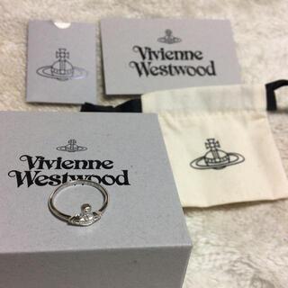 Vivienne Westwood - ☆新品未使用 ヴィヴィアンウエストウッド OSLO リング  XS 9〜10号☆