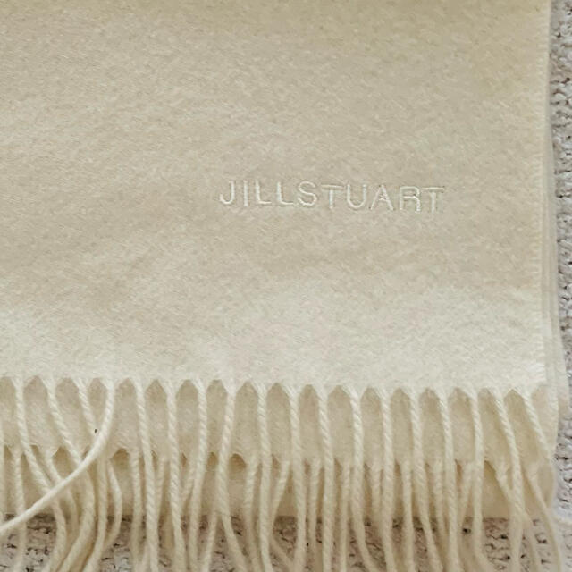 JILLSTUART(ジルスチュアート)のJILLSTUART♡カシミア マフラー美品 レディースのファッション小物(マフラー/ショール)の商品写真
