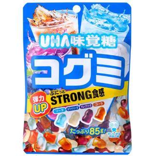 ユーハミカクトウ(UHA味覚糖)の味覚糖♡コグミ 1袋(菓子/デザート)