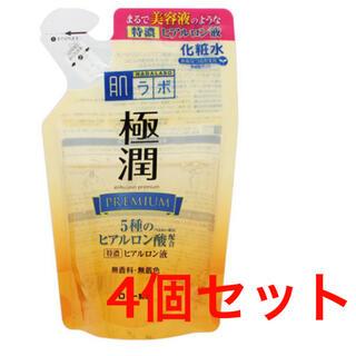 ロートセイヤク(ロート製薬)の肌研(ハダラボ) 極潤 プレミアム ヒアルロン液 つめかえ用(170ml)(化粧水/ローション)