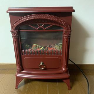 ニトリ - ニトリ暖炉型ファンヒーター