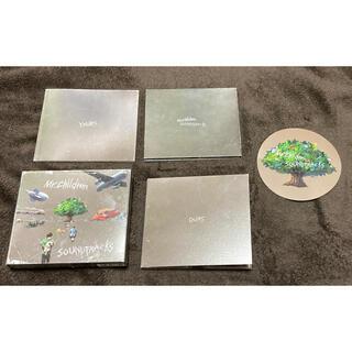 Mr.Children SOUNDTRACKS 初回盤 CD+blu-ray